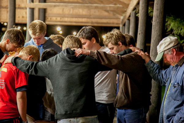 Brigade helps men learn to worship and follow Jesus